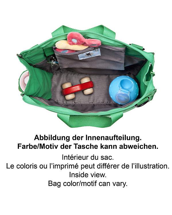 Lässig Wickeltasche Casual, Buggy Bag, black schwarz