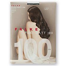 FALKE Pure Matt 100 DEN Strumpfhose, marine