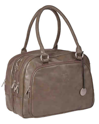 Wickeltasche Tender Multizip Bag, Mud