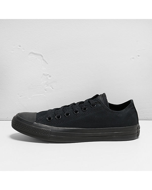 Chuck Taylor All Star Ox Sneakers schwarz