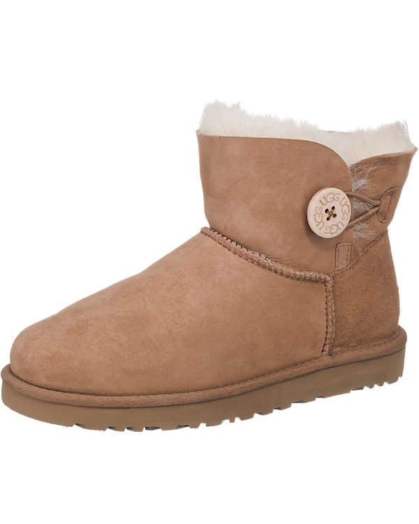 UGG Mini Bailey Button Stiefeletten