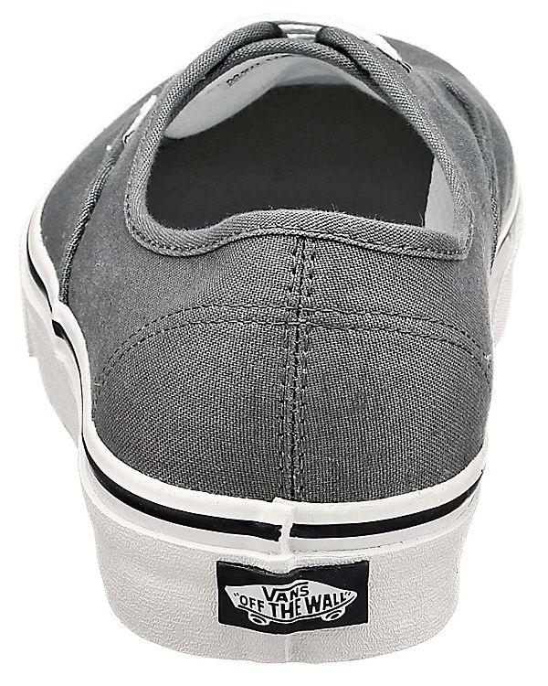 VANS Authentic Sneakers grau