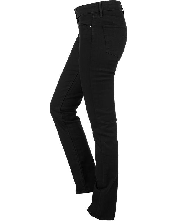 Levi's® Jeans Demi Curve Slim schwarz