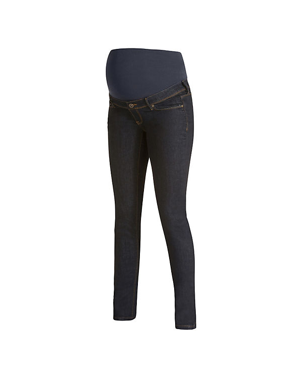 noppies Umstandsjeans slim Holly blau