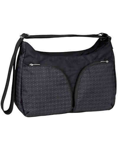 Wickeltasche Basic, Shoulder Bag, Comb black