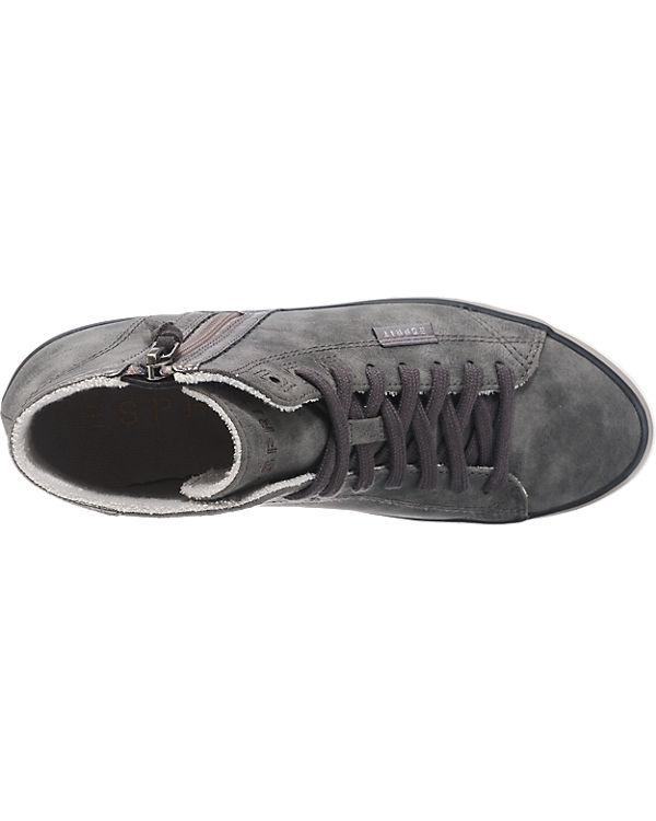ESPRIT Venus Sneakers grau