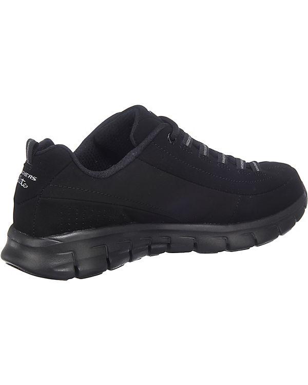 SKECHERS SynergyTrend Setter Sneakers schwarz