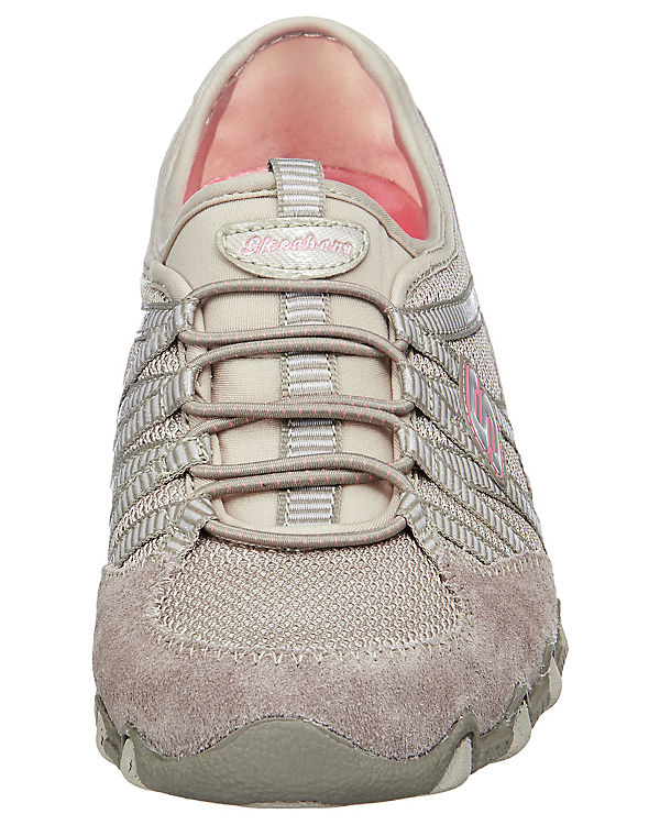 SKECHERS Bikers Hot-Ticket Sneakers grau-kombi