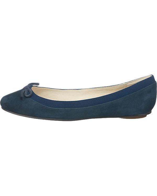 BUFFALO Ballerinas dunkelblau