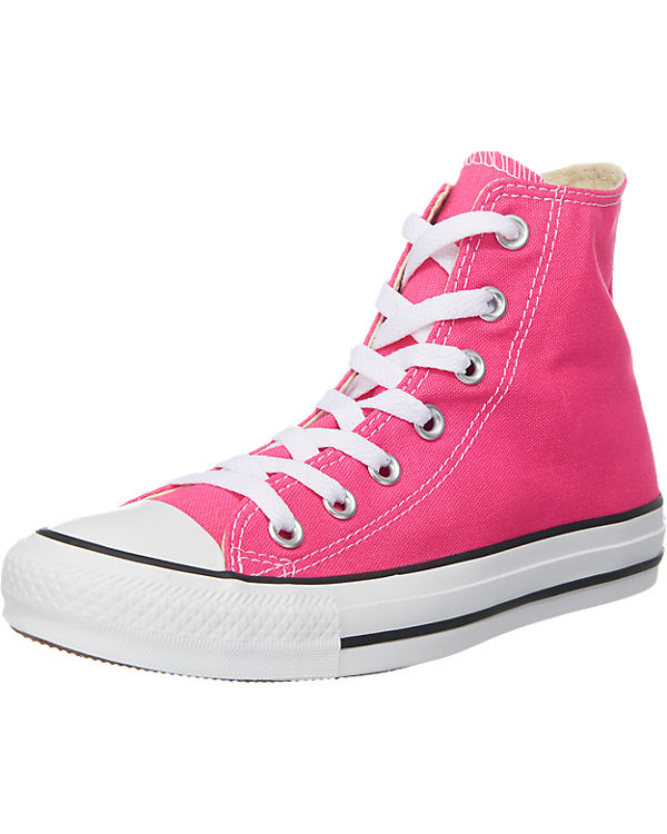 CONVERSE Chuck Taylor Hi Sneakers pink
