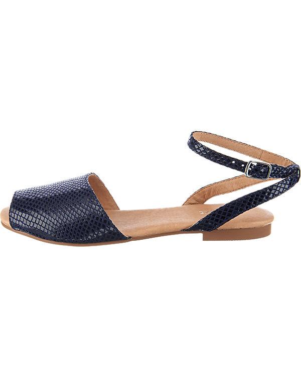 next Sandaletten dunkelblau