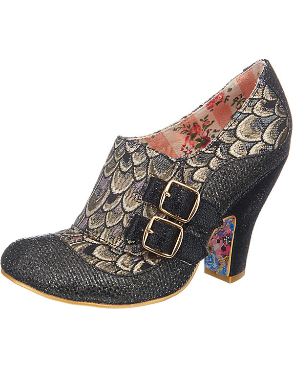 Irregular Choice Wadas Wish Pumps