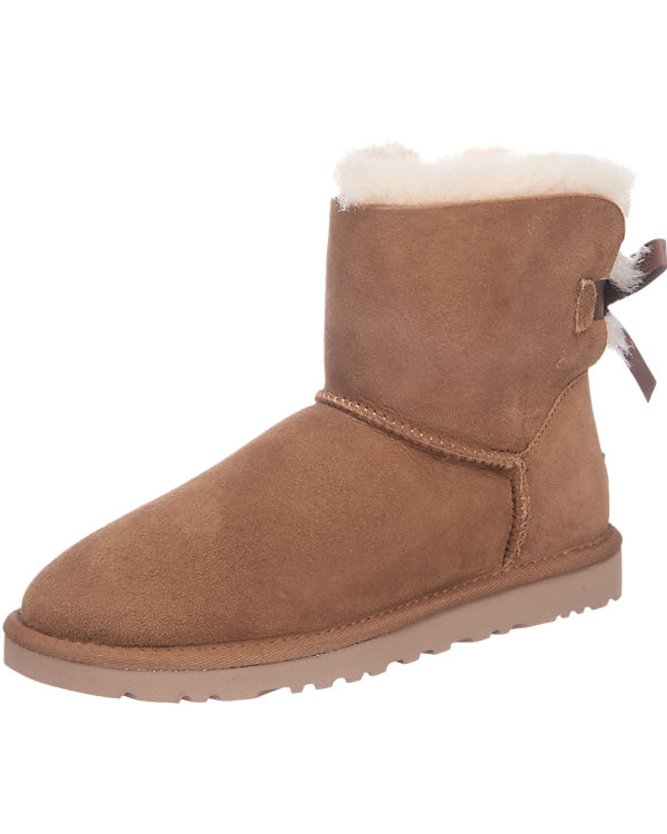 UGG Mini Bailey Bow Stiefeletten