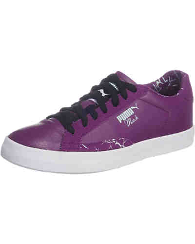 PUMA Match Vulc Lo Geometric  Sneakers