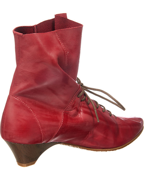 Double You Stiefeletten rot