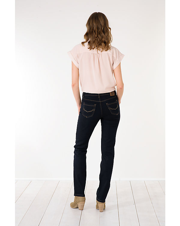 H.I.S. Jeans Madison Slim dark blue denim