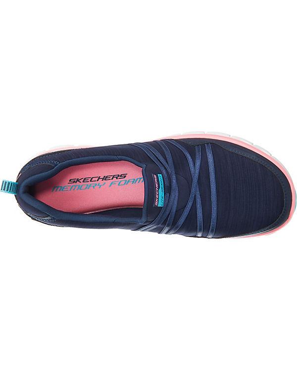 SKECHERS Synergy Scene Stealer Sneakers dunkelblau