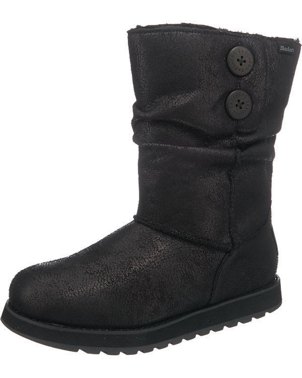 SKECHERS Keepsakes Leather-Esque Stiefel
