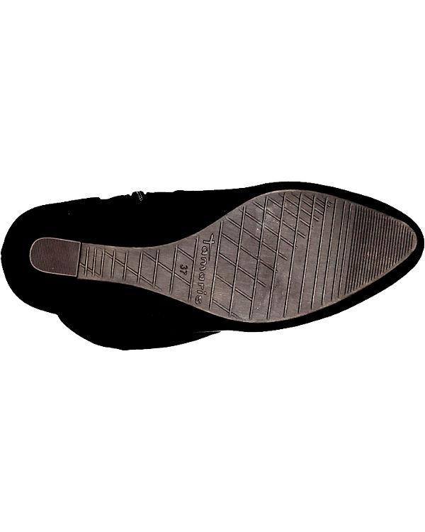 Tamaris Rossi Stiefel schwarz