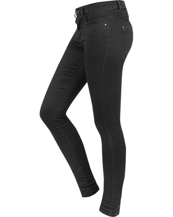 ONLY Jeans Skinny schwarz