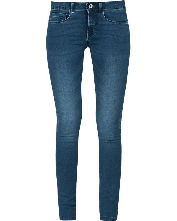 ONLY Jeans Skinny blue denim