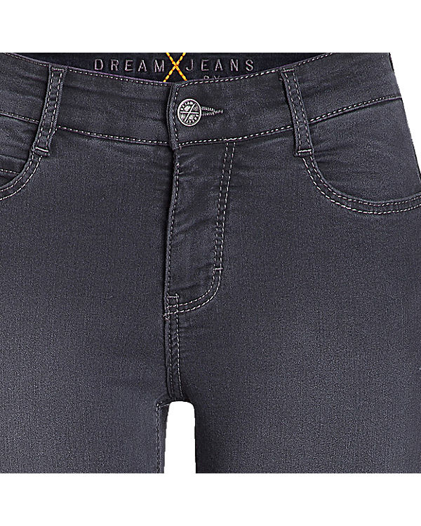 mac jeans dream straight grau ambellis. Black Bedroom Furniture Sets. Home Design Ideas