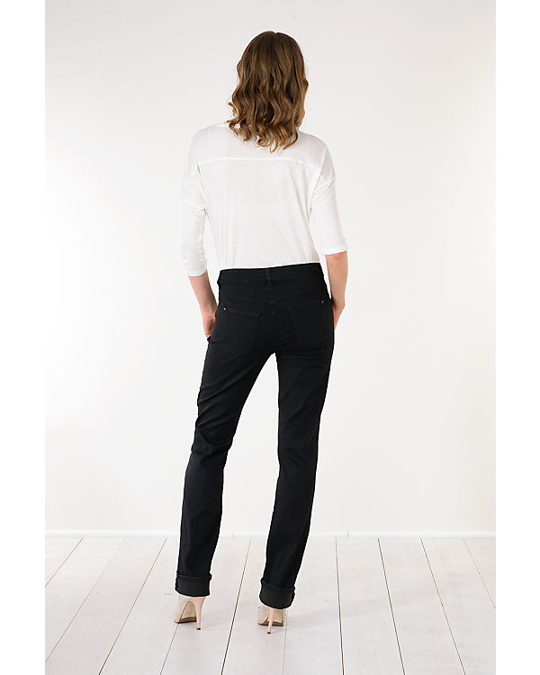 MAC Jeans Dream schwarz