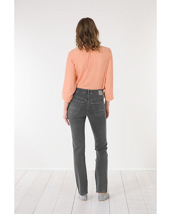 mac jeans angela slim grau ambellis. Black Bedroom Furniture Sets. Home Design Ideas