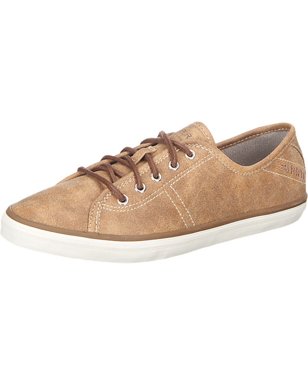 ESPRIT Matilda Sneakers braun