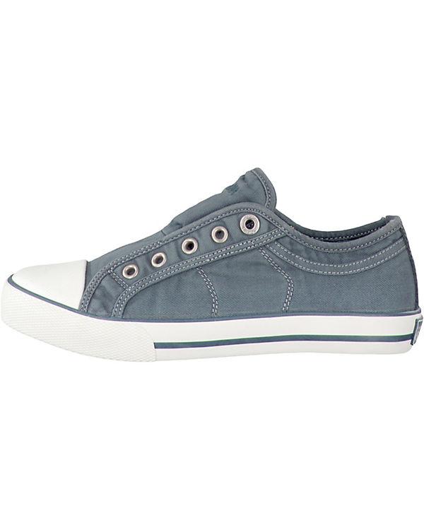 s.Oliver Sneakers blau