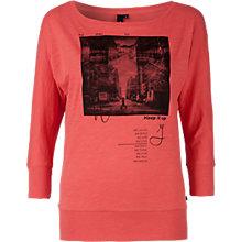 S.OLIVER DENIM 3/4-Arm-Shirt
