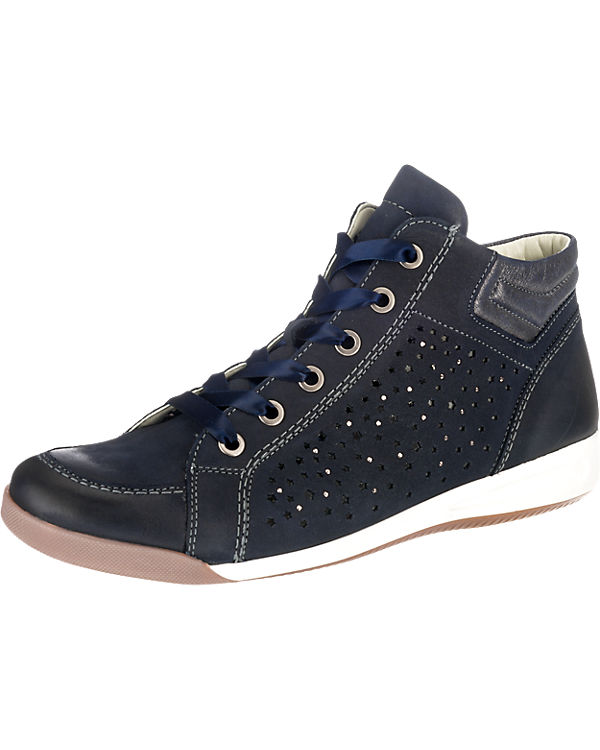 ara Rom-Stf Sneakers blau