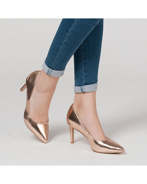 BUFFALO Pumps gelb