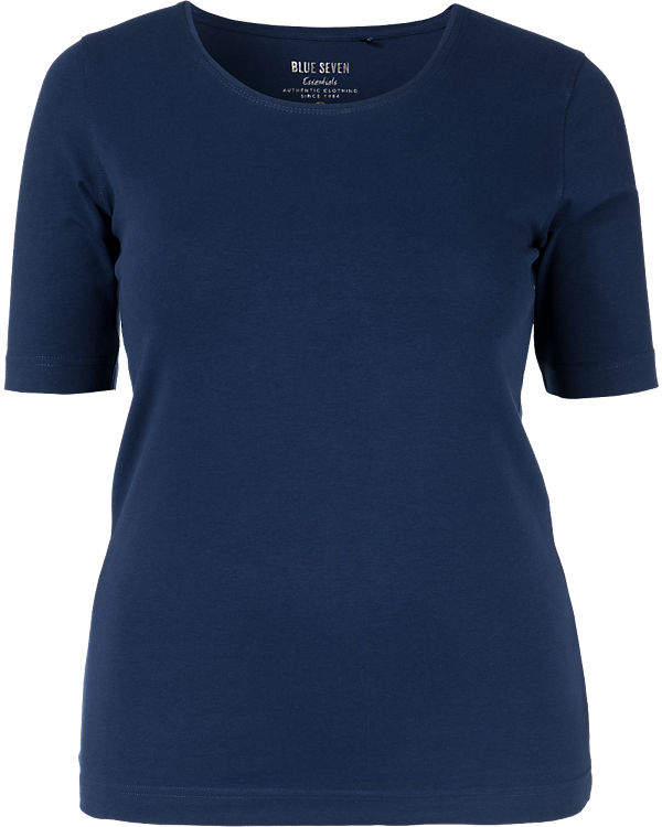 BLUE SEVEN T-Shirt blau