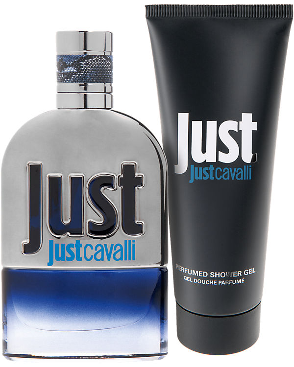 Just Cavalli Man Duftset