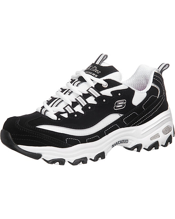 SKECHERS D'Lites Biggest Fan Sneakers
