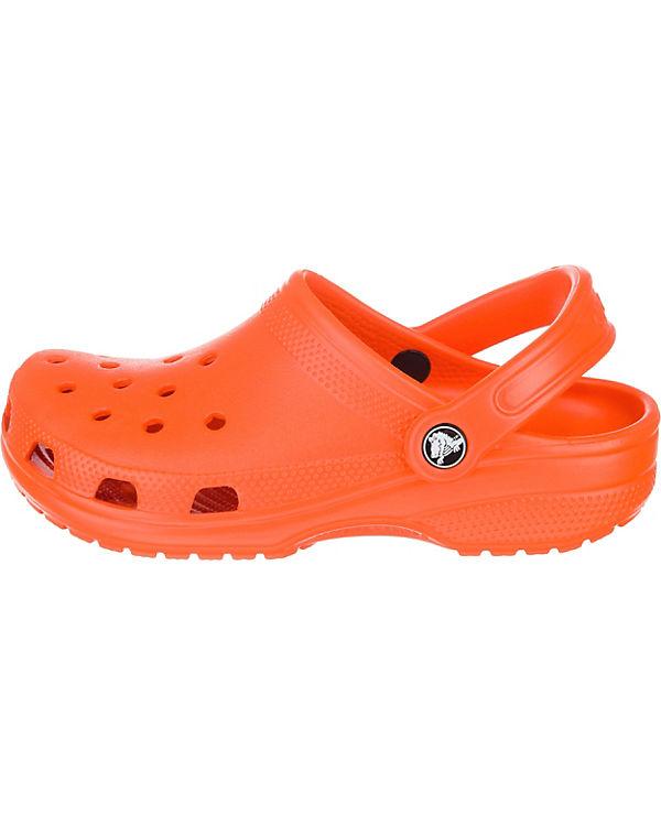 Classic Clogs orange