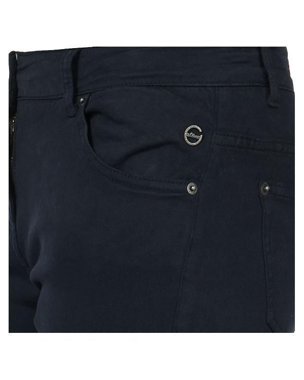 s.Oliver Jeans Shape Slim dunkelblau