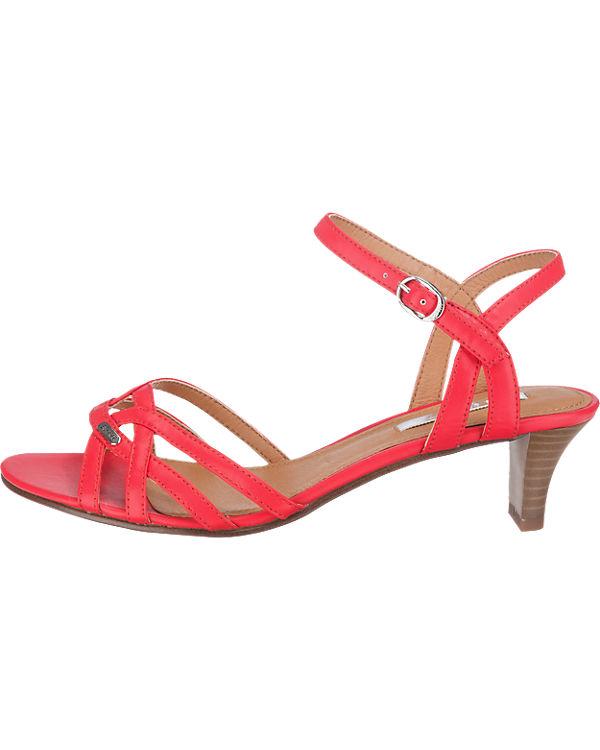 ESPRIT Birkin Sandaletten rot