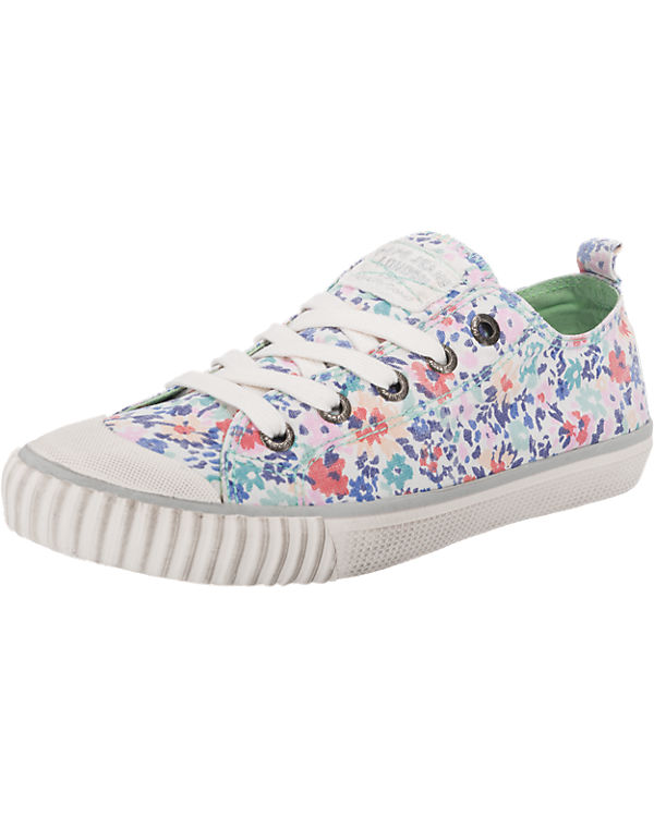 Pepe Jeans Industry Low Bunco Sneakers