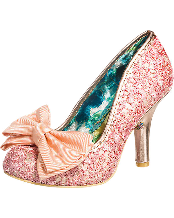 Irregular Choice Mal E Bow Pumps