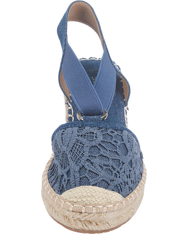 Supremo Sandaletten blau