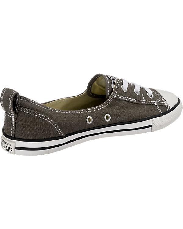 CONVERSE Chuck Taylor Ballet Lace Sneakers grau