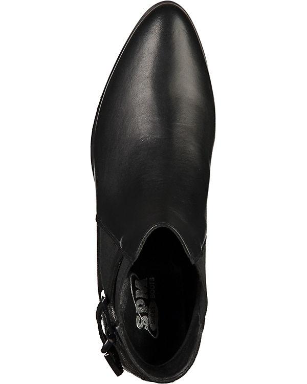 SPM Stiefeletten schwarz