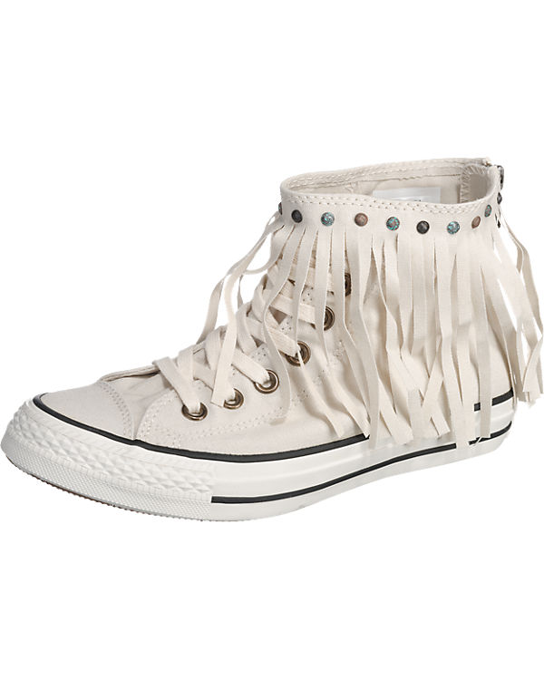 CONVERSE Chuck Taylor All Star Fringe Hi Sneakers