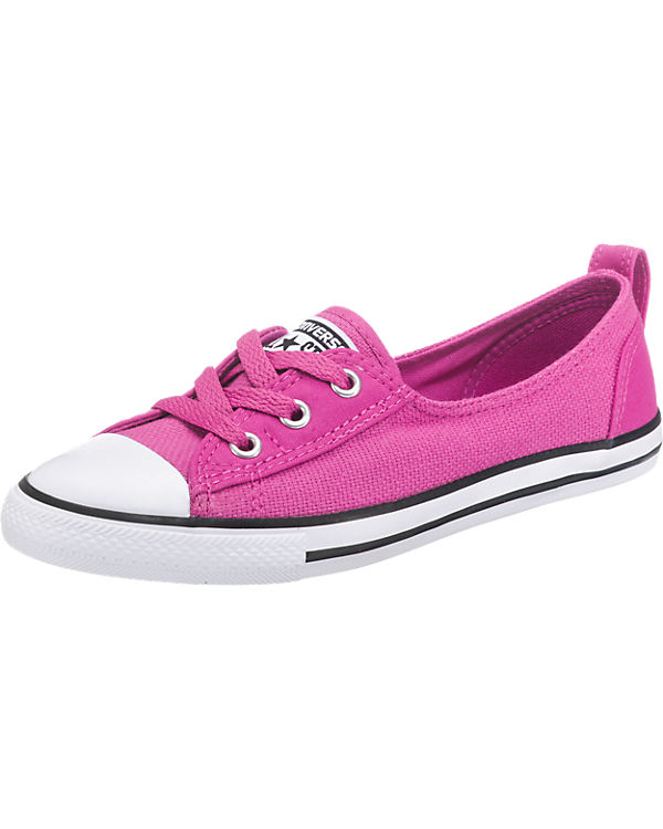 CONVERSE Chuck Taylor All Star Ballet Lace Slip Sneakers