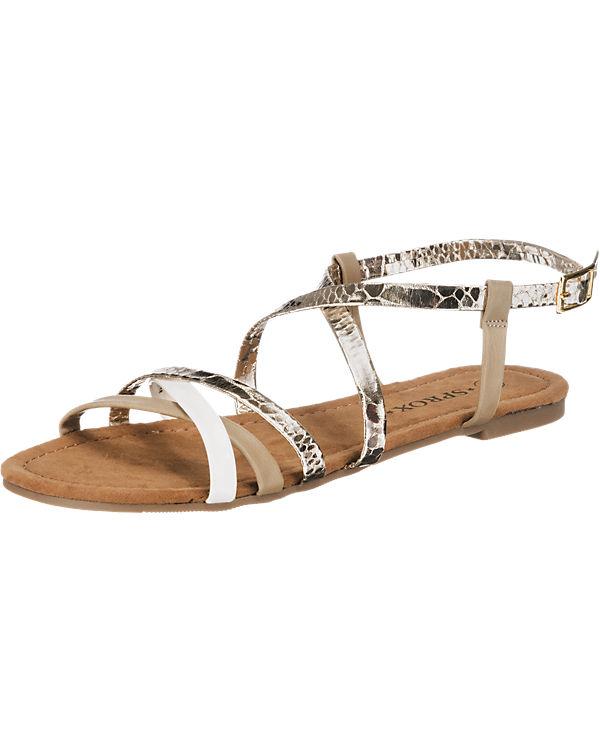 SPROX Sandaletten mehrfarbig