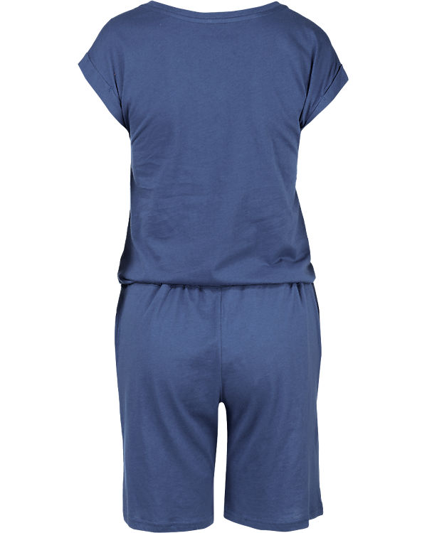 uncover by SCHIESSER Jumpsuit blau
