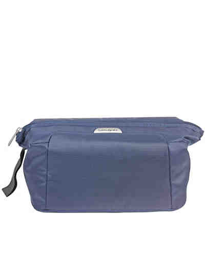 Samsonite New Spark Cosmetic Case Toilet Bag Kulturtasche 28 cm