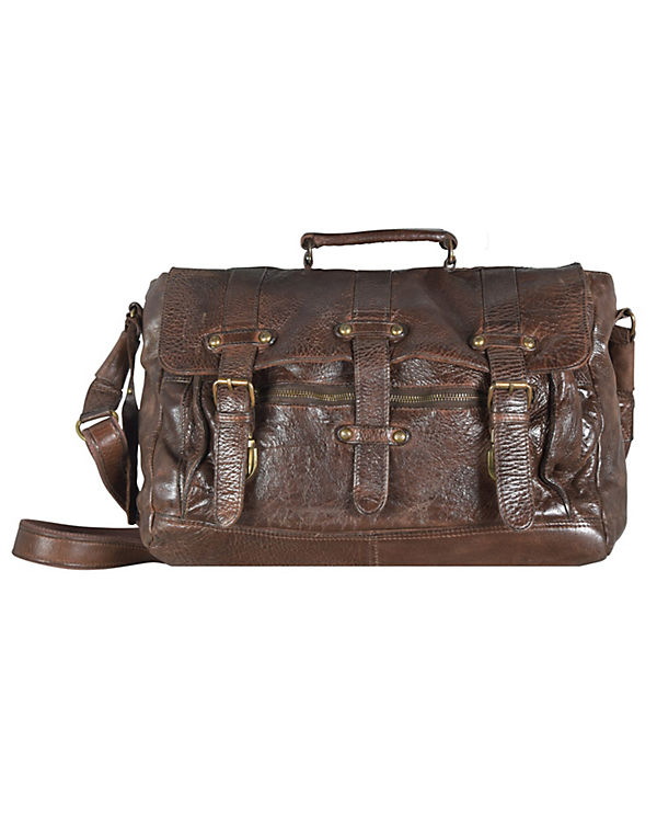 Billy the Kid Daytona Messenger Bag Leder 38 cm